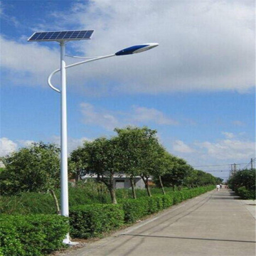 Farola solar LED independiente de alta eficiencia