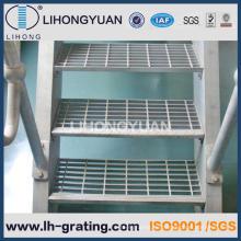 Verzinktem Stahl Metall Treppe Stufen für Leiter