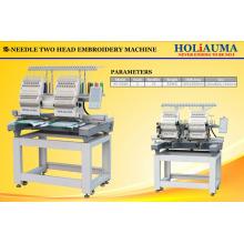 HOLiAUMA Лучший выбор 2 головки DAHAO Компьютеризированная вышивальная машина для продажи