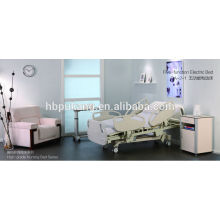 five-function high grade nursing bed electric hospital bed manufacture