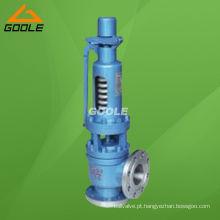Válvula de segurança e alívio de pressão de levantamento completo com mola série W (GAA48Y)