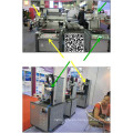 TM-2030b PLC + Impresora de pantalla vertical de precisión única Super Servo Motor