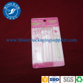 Fare scorrere Blister Packaging PET PVC stampa scheda