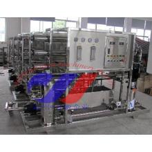 Оборудование для очистки чистой воды с обратным осмосом (очищенное)