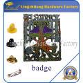 Custom Zinc Alloy Enamel Badges