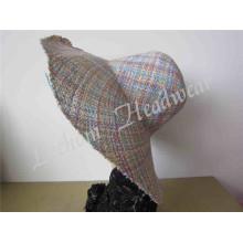 Leisure Lady Bucket Sun Straw Hats
