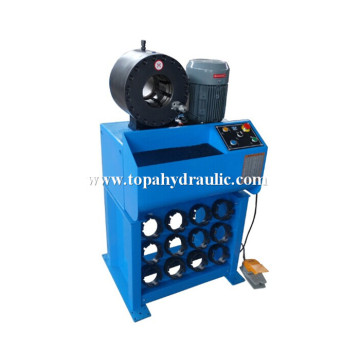 HCM-91H Button type hose crimping machine