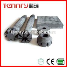 Anti-Oxidant Degassing Graphite Rotor for Aluminum Purify