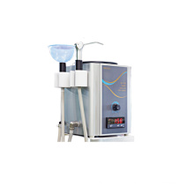 Ent Irrigator Temperature and Water Pressure Control