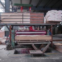 Gluing machine veneer/glue spreader for plywood production line