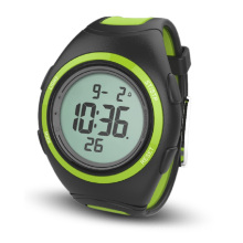 Custom Large led Waterproof Swimming Sports Digital Interval Timer Smart Lab Analog Ring Stopwatch Watch with Alarm Clock