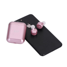 Black Bluetooth Earphone 85ma