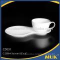 2016 Productos innovadores la taza de café cerámica de alta temperatura