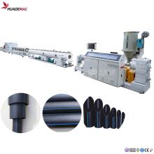 Produktionslinie für PE-Rohre mit 75-160 mm