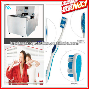 2014 Nueva línea de producción de cepillos de dientes / máquina de cepillos de dientes
