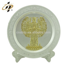 Lieferung Großhandel benutzerdefinierte Messing-Gedenkplatte aus China Hersteller