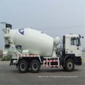 10 Cbm 6X4 Cement Transportation Truck