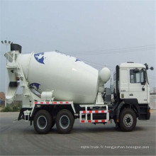 Camion malaxeur à béton cubique Sinotruk 20