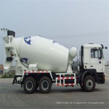 Caminhão do transporte do cimento de 10 Cbm 6X4