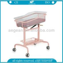 AG-CB009 Ce & ISO Matériel ABS Kid Hospital Crib