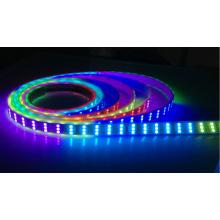 Iluminación de la Navidad de la tira IP68 del LED flexible de DC12V