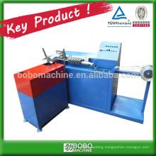 Double layer flexible aluminum duct machine PAD-300 series