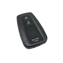 High quality 2 button car key case smart key shell for toyota