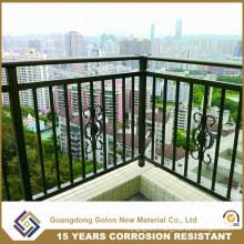 Assembled Powder Coating Aluminum Balcony Railing