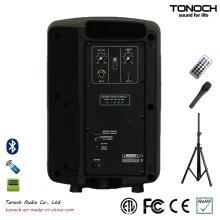 6,5 Zoll PRO Portable PA Lautsprecher mit Akku