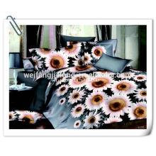 ropa de cama tela de poliéster 3d