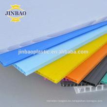 Material de embalaje reciclable JINBAO 3 mm 4 mm 5 10 mm de plástico para paneles