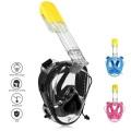 Safety Anti Fog 180 Design Seaview Diving Mask