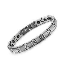 Cheap titanium bike chain bracelet,bulk jewelry chain bracelet design,bracelet femme fashion
