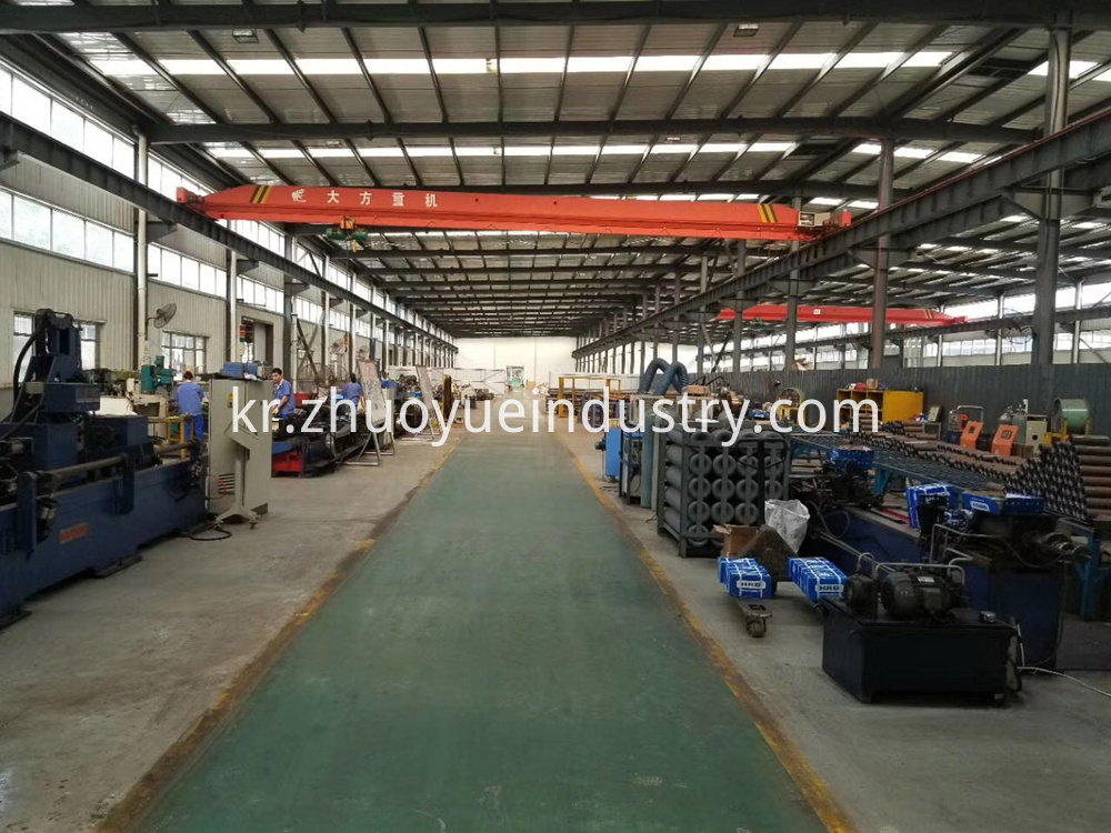 Conveyor Idler Workshop