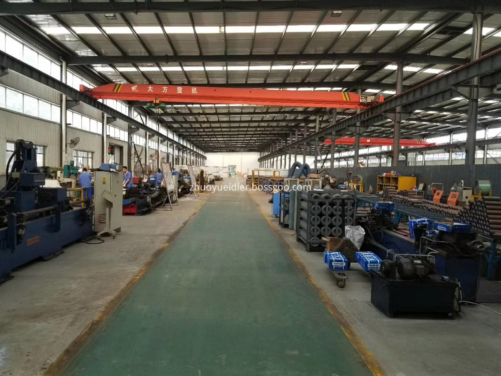 Conveyor Idler Workshop