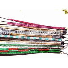 Shangdian Handarbeit Bling Bling Strass Lanyard Strass Halskette