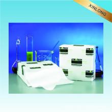 Cleanroom Wipes funciona bien con Ipa y otros disolventes