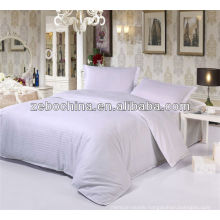 Hot selling design direct factroy made wholesale white hotel bed linen