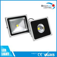 CE RoHS Listed COB 50W LED Flood Light Floodlight