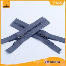 Fermeture en métal n ° 3 pour pantalons ZM10005