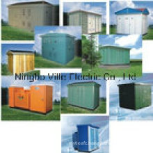 American Box-Type Substation Enclosure