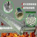 Aluminum Foil Fiberglass Sleeves