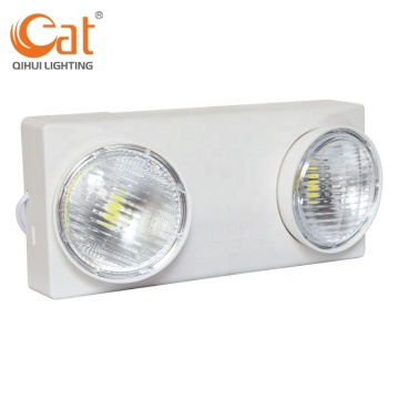 Hot Two Head Led Emergency Twin Spot Lights