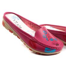 Новый Плоские Туфли Бренд Мода Беременных Обувь Сплошной