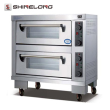 Professional Bakery Equipment K343 Commercial Electric Mobile Automatic Pizza Oven For Pizza Used