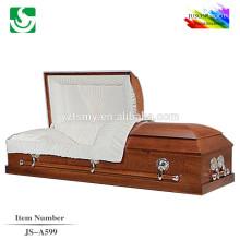 Cercueil classique en gros du meilleur prix de JS-A599