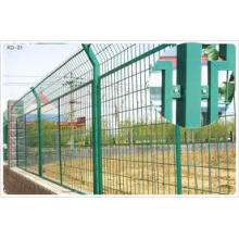 PVC Cated Welded Panel for Fencing