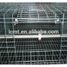 Cages de caille de batterie de haute qualité