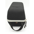 Portable head massager helmet case with logo