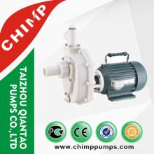 CHIMP FSB Série 2.0HP 10L china bomba de água química centrífuga de plástico